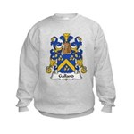 Galland Family Crest Kids Sweatshirt