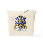 Galland Family Crest Tote Bag