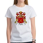 Franc Family Crest Women's T-Shirt