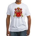 Franc Family Crest  Fitted T-Shirt