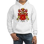 Franc Family Crest Hooded Sweatshirt