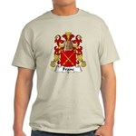 Franc Family Crest  Light T-Shirt