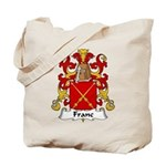 Franc Family Crest  Tote Bag