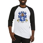 Ferry Family Crest Baseball Jersey
