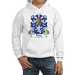 Ferry Family Crest Hooded Sweatshirt