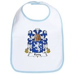 Ferry Family Crest Bib