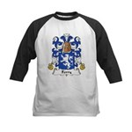 Ferry Family Crest Kids Baseball Jersey