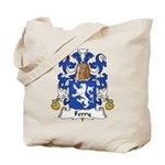 Ferry Family Crest Tote Bag