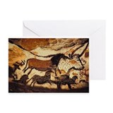 Cave Painting Greeting Cards (Pk of 20)