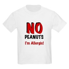 Peanut Allergy T-Shirt