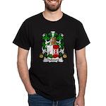 Dubourg Family Crest Dark T-Shirt