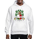 Dubourg Family Crest Hooded Sweatshirt