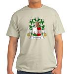 Dubourg Family Crest Light T-Shirt