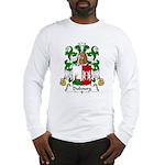 Dubourg Family Crest Long Sleeve T-Shirt