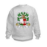 Dubourg Family Crest Kids Sweatshirt