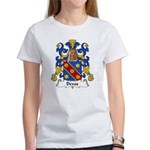 Devos Family Crest Women's T-Shirt