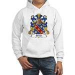 Devos Family Crest Hooded Sweatshirt