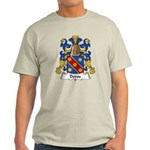 Devos Family Crest Light T-Shirt