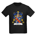 Devos Family Crest Kids Dark T-Shirt