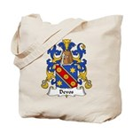 Devos Family Crest Tote Bag