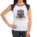 Devos Family Crest Women's Cap Sleeve T-Shirt