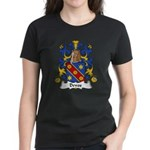 Devos Family Crest Women's Dark T-Shirt