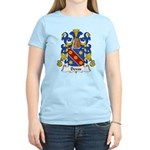 Devos Family Crest Women's Light T-Shirt