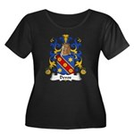 Devos Family Crest Women's Plus Size Scoop Neck Da