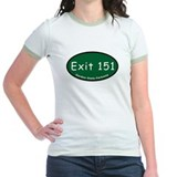 Exit 151 - Watchung Avenue - T