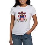 Cusson Family Crest Women's T-Shirt