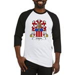 Cusson Family Crest  Baseball Jersey