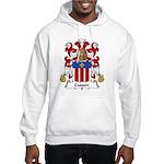 Cusson Family Crest Hooded Sweatshirt