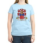 Cusson Family Crest  Women's Light T-Shirt
