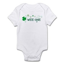 wee one Shamrock Infant Bodysuit