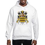 Cosse Family Crest Hooded Sweatshirt