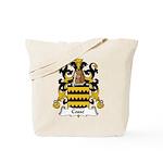 Cosse Family Crest Tote Bag