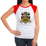 Cosse Family Crest Women's Cap Sleeve T-Shirt