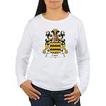 Cosse Family Crest Women's Long Sleeve T-Shirt