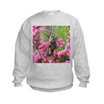Flowers Kids Sweatshirt