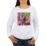 Flowers Women's Long Sleeve T-Shirt
