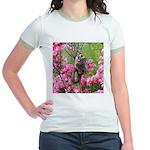 Flowers Jr. Ringer T-Shirt