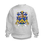 Combe Family Crest  Kids Sweatshirt