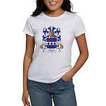 Coeur Family Crest Women's T-Shirt