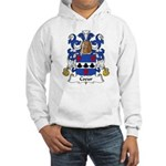 Coeur Family Crest Hooded Sweatshirt