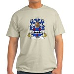 Coeur Family Crest Light T-Shirt