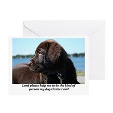 My Dogs Person Greeting Cards (Pk of 20)