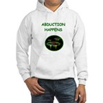 abduction t-shirts Hooded Sweatshirt