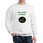 abduction t-shirts Sweatshirt