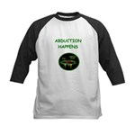 abduction t-shirts Kids Baseball Jersey