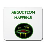 abduction t-shirts Mousepad